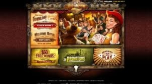 High Noon Casino games