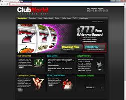 club world gaming