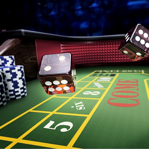 craps strategy game