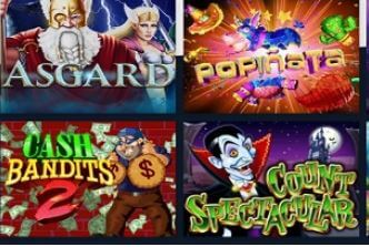 exclusive casino games