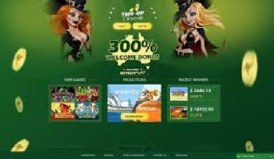 play at Two up casino