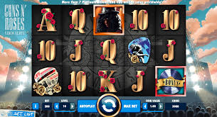 Guns 'n' Roses Slot review online
