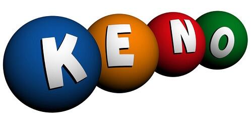 Keno online Tips
