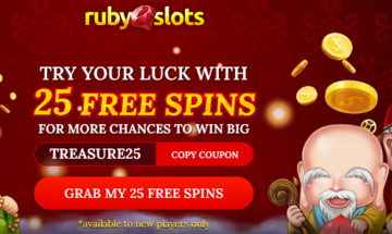 ruby-slots-welcome bonus