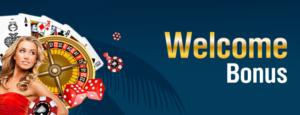 welcome bonus casinos