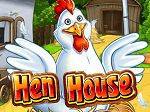Hen House Slot Logo