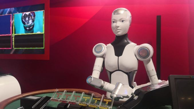 robots and casinos