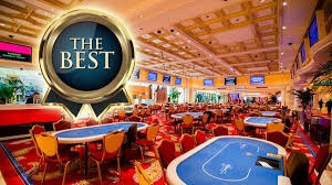 Play Las Vegas Poker Tournaments online