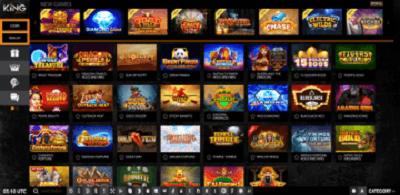 king-johnnie-casino-games
