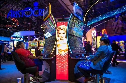 Aristocrat gaming