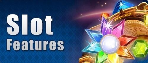 Slot Features Online