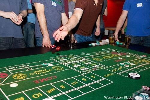 Washington D.C. gaming