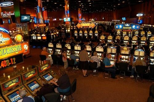 Wyoming Casino games
