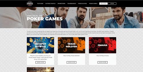 global poker review usa