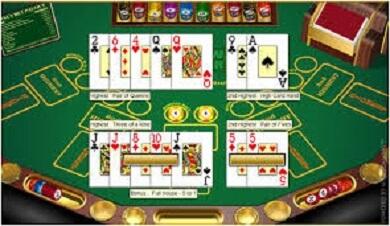 pai gow poker online casino game