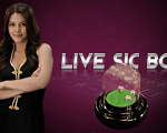 Live Dealer Sic Bo game