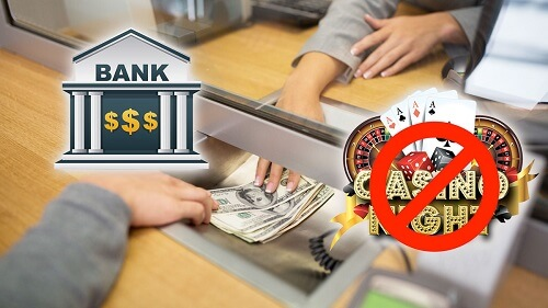 Why Do Banks Reject Online Casino Deposits?