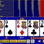 Double Bonus Poker online game
