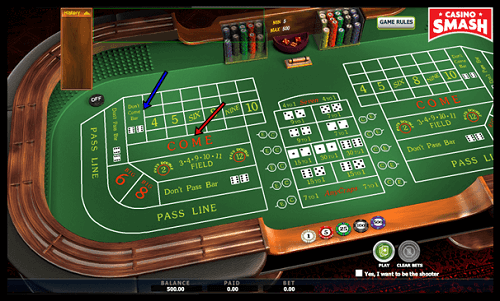 how to play craps today