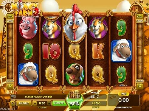 farm slots online