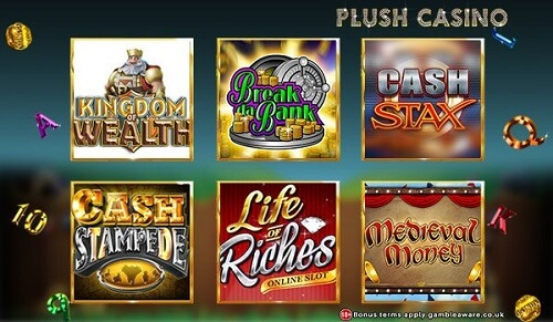 money themed online gaming slots