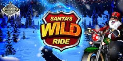 Santa's Wild Ride game