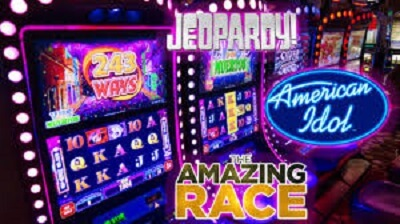 Television Themed Slots online