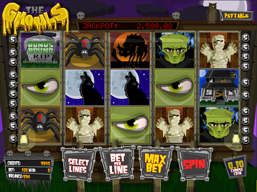The Ghouls Slot game
