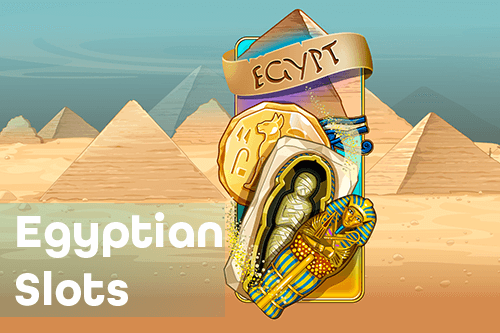 Top 5 Egyptian Themed Slot Machines