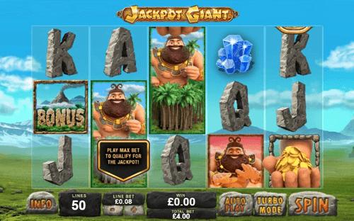 Jackpot Giant Gameplay & Controls