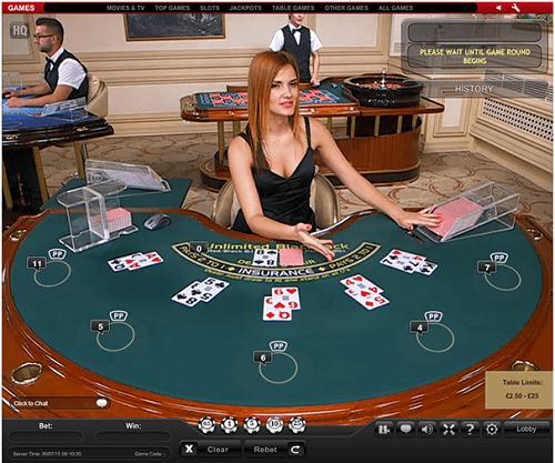 low-limit-blackjack