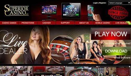 superior-casino-bonus