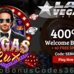 Las Vegas USA Casino Bonus Codes available