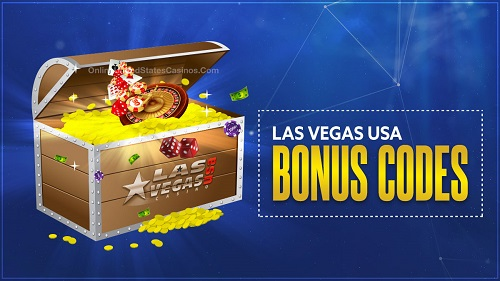 Las Vegas USA Casino Bonus Codes online