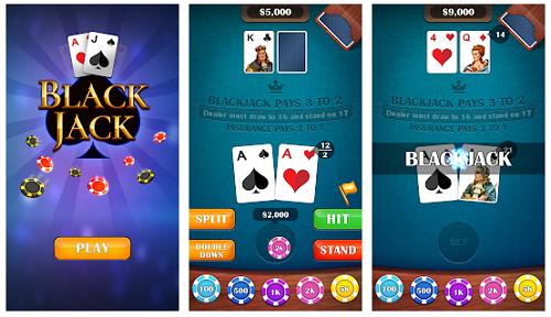 blackjack apps gambling