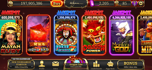 slot apps online
