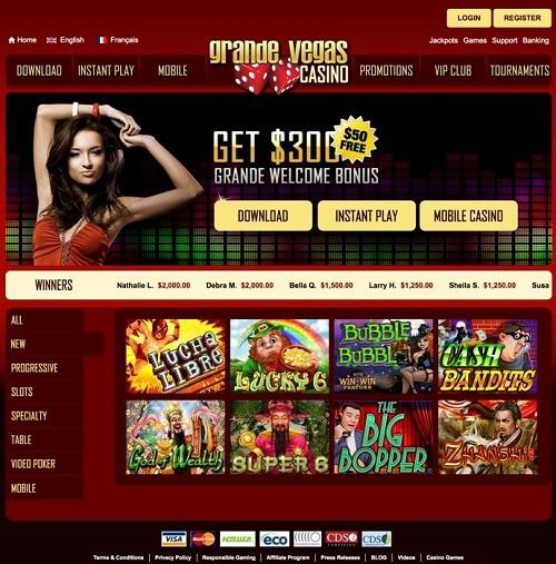 grande-vegas-casino-games