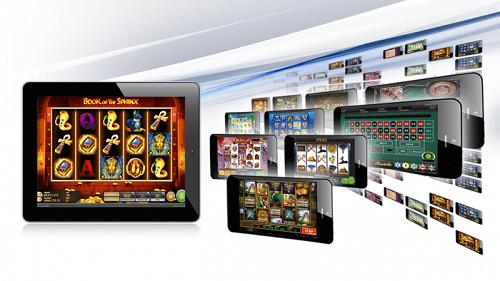 mobile slots gaming